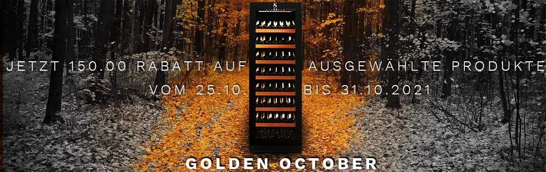 golden october event